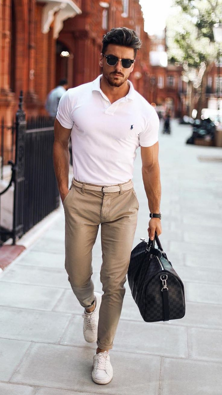 5 Simple Casual Outfits For Men #simple #casualstyle #streetstyle