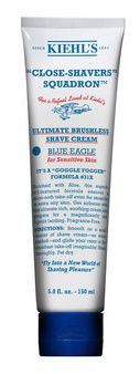Kiehl's Close Shavers Squadron Ultimate Brushless Shave Cream, $16