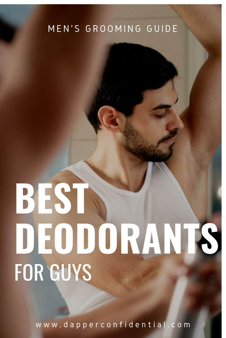 For most guys, body odor is a daily battle. Discover our top picks for best-smel...