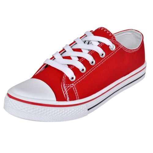 Ebay Special Offer Womens Sports Shoes Low Top Sneaker Canvas Sneakers Sport Lace Up Sneakers