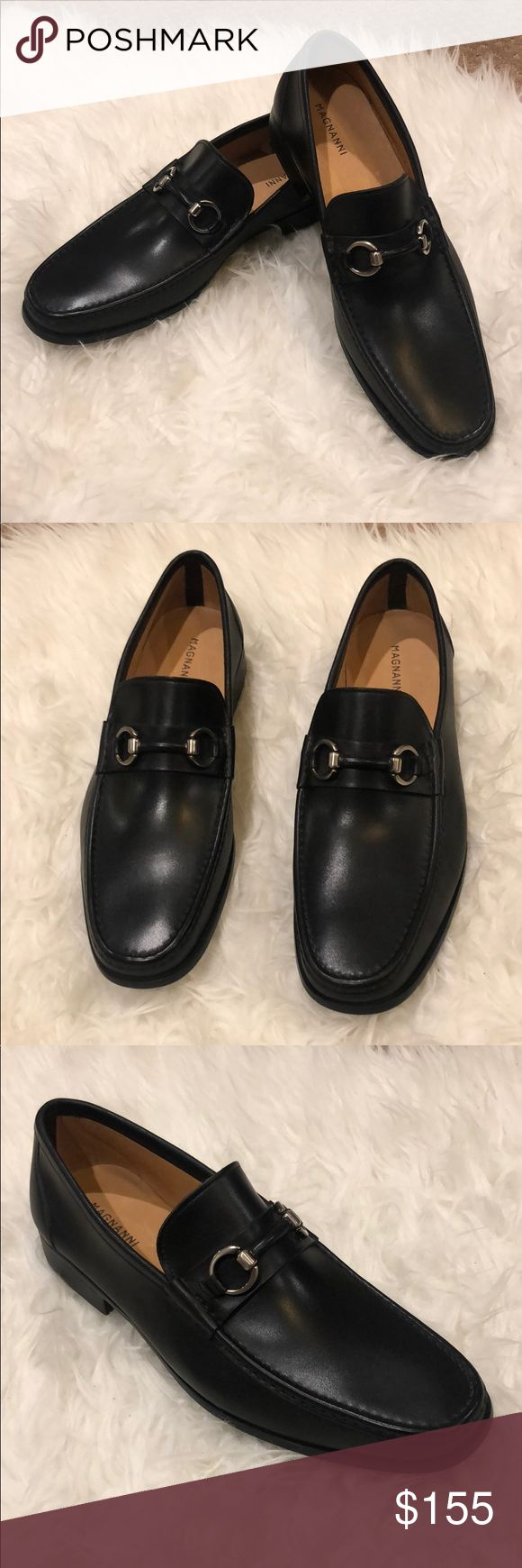 NWOT Magnanni handcrafted beautiful leather shoes Never worn, beautifully handcr...