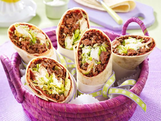 Top 5: Quick Recipes with Minced Meat | DELICIOUS