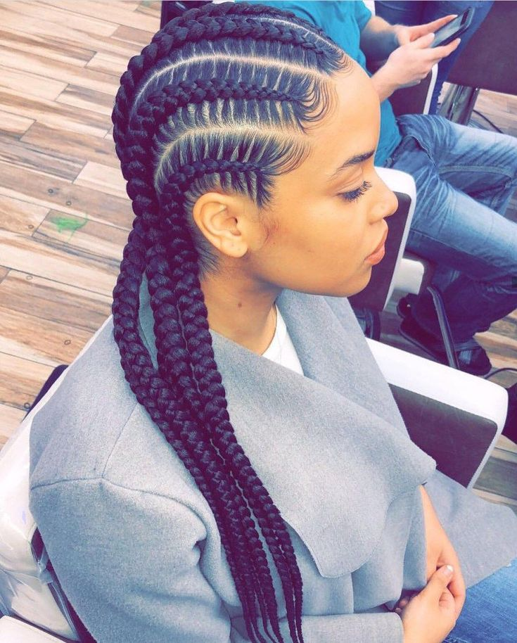 11 Cornrow Styles That Will Make You Want To Call Your Braider Right Now - Sprea...