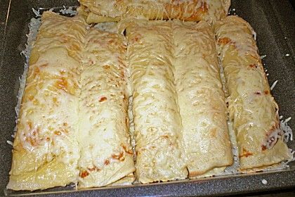 Stuffed pancakes with minced meat (recipe with picture)   Chefkoch.de