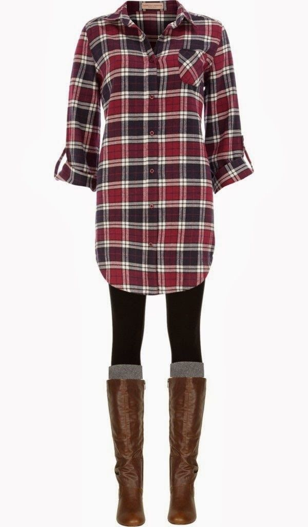 Attractive women's fashion: 10 stylish outfit ideas for the winter #Women's fashion #sty ...