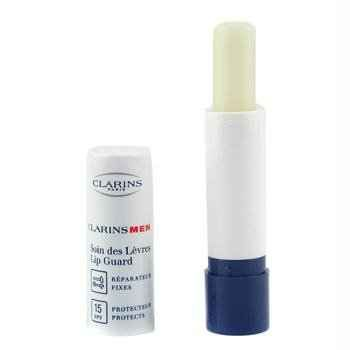 Clarins Men Lip Guard with SPF 15, $20 | 23 Men's Grooming Products That Act...