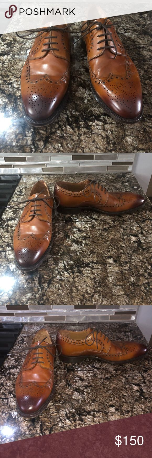 Magnanni Men's Dress Shoes Gently Used Men's Magnanni Dress Shoes In excelle...