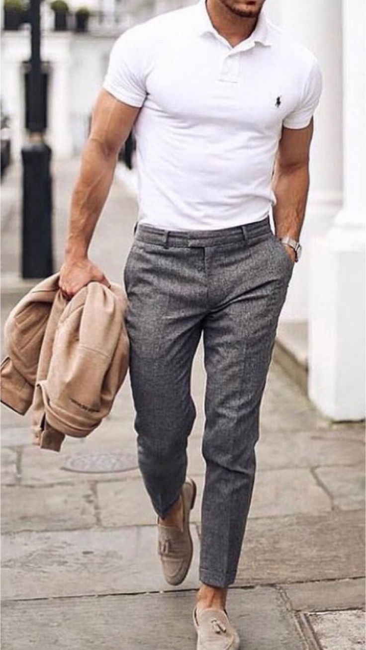 24 business casual outfits for you! # Business casual men