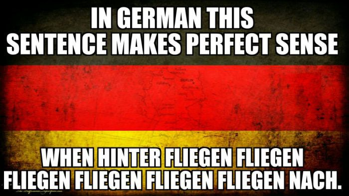 It tok me a moment - 10+ Hilarious Reasons Why The German Language Is The Worst