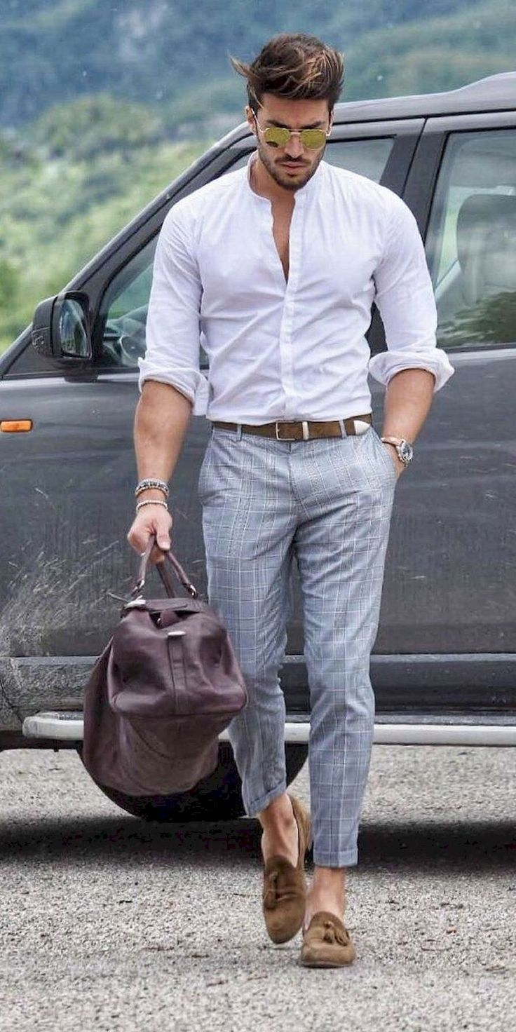 52 Men's Street Style Outfits For Cool Guys Very many styles of street cloth...