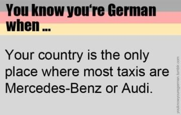 29 everyday things that distinguish us Germans essentially from Americans
