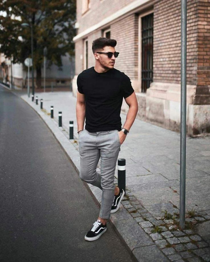 15 Fantastic OOTD Men's Outfit Ideas For Your Cool Appearance As a man, of c...