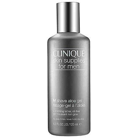 Clinique M Shave Aloe Gel, $16 | 23 Men's Grooming Products That Actually Work #...