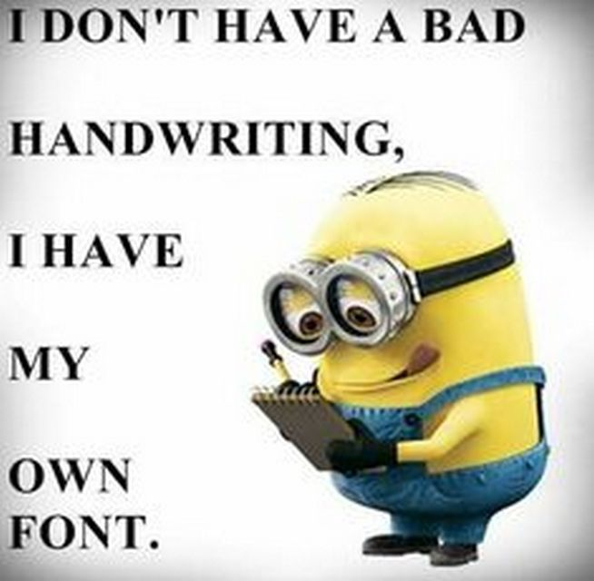 Top funny Minions captions (08:44:21 PM, Sunday 04, December 2016 PST) – 40 pi...