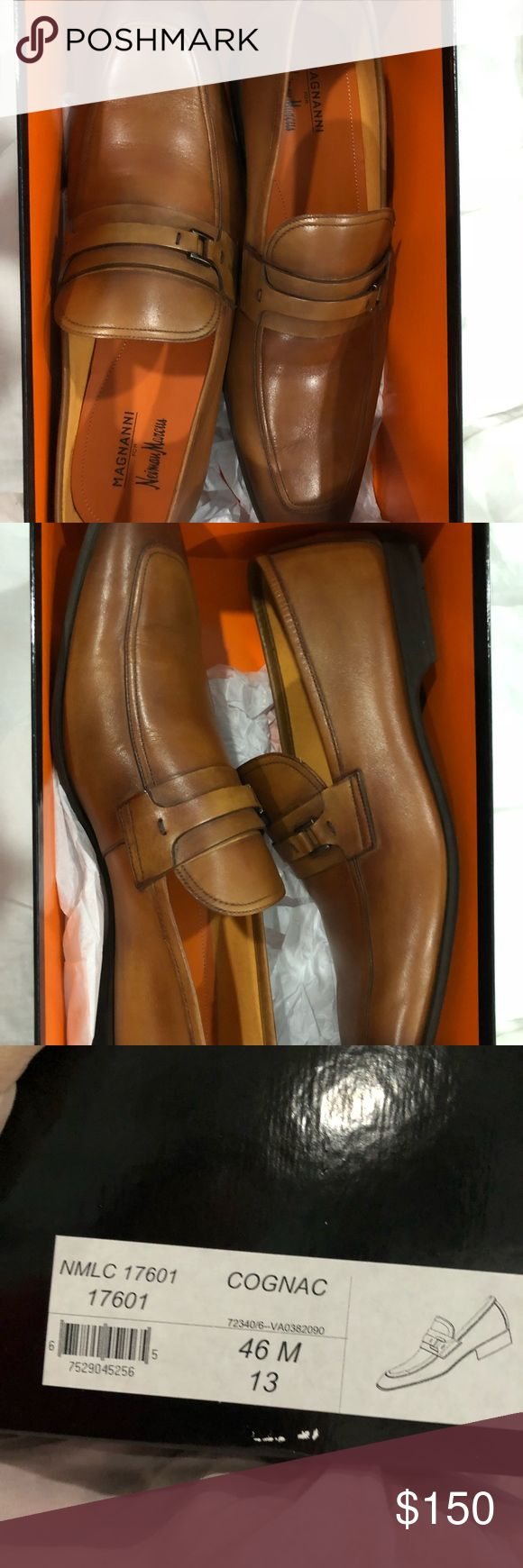 Magnanni men's shoes Size 13 BRAND NEW Magnanni Shoes Loafers & Slip-Ons