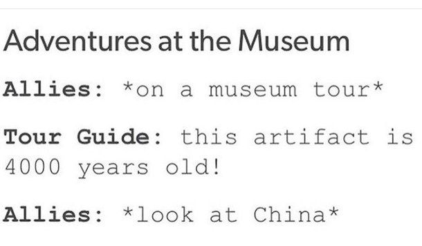 ancient, anime, funny, hetalia, lol, museum, allies, aph china, ancient china
