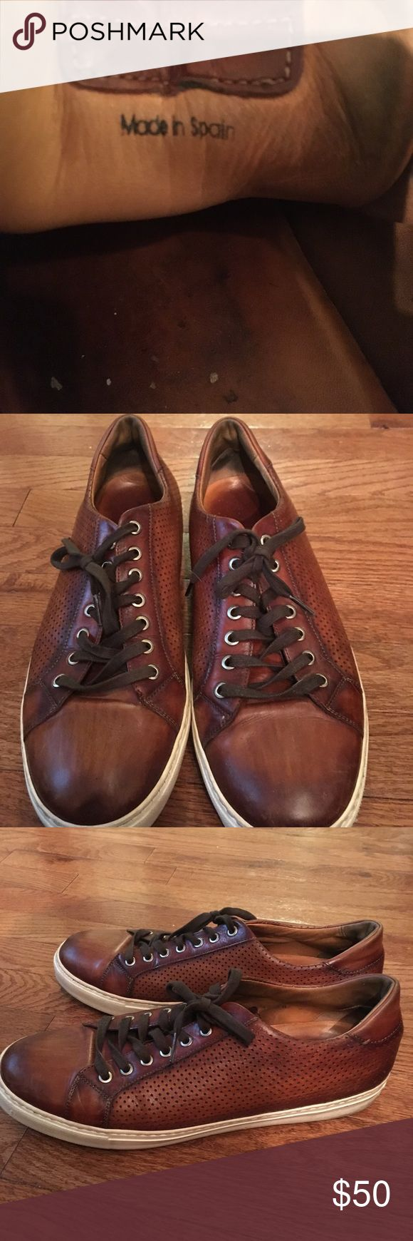 Magnanni Sneaker's Men's Size 12 Authentic pre owned Magnanni Sneakers . The...