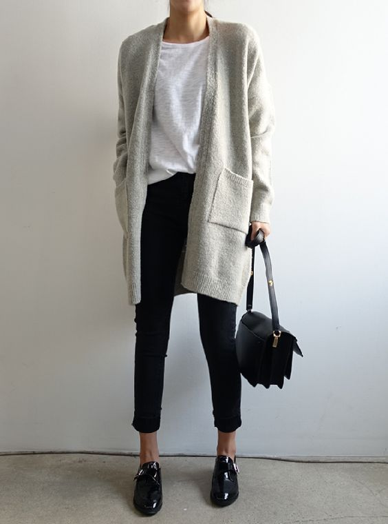 How To Wear A Sweater To Work: 15 Ideas #work # Ideas #switchjack ...
