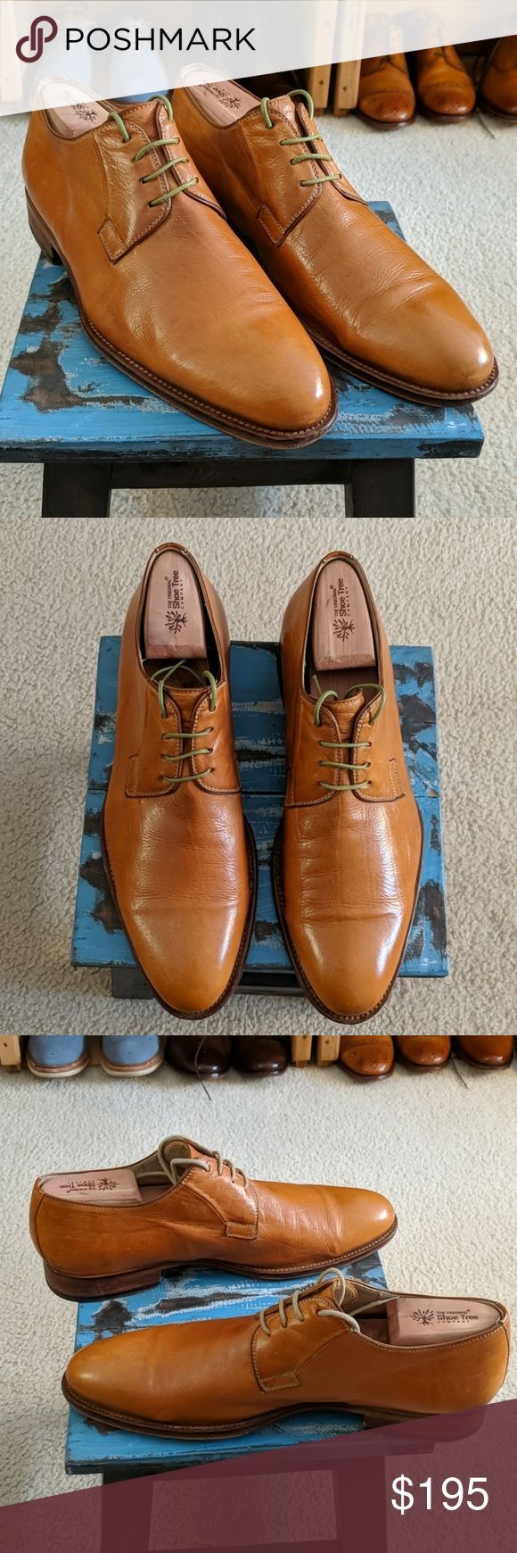 Magnanni Derby Shoe These get more compliments than any other shoe I own.  Incre...