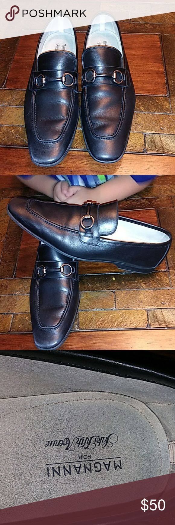 Magnanni men shoes Good condition Magnanni Shoes Loafers & Slip-Ons