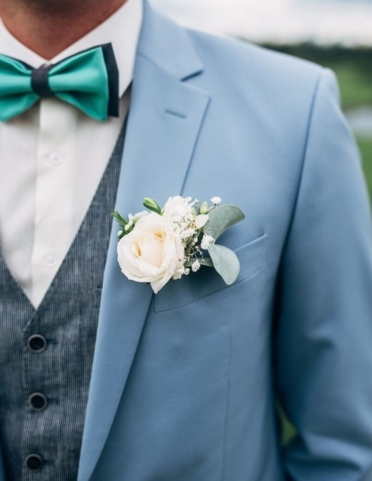 Ideas and Trends for the Wedding Suit | # Groom #outfit, # wedding suit, ...