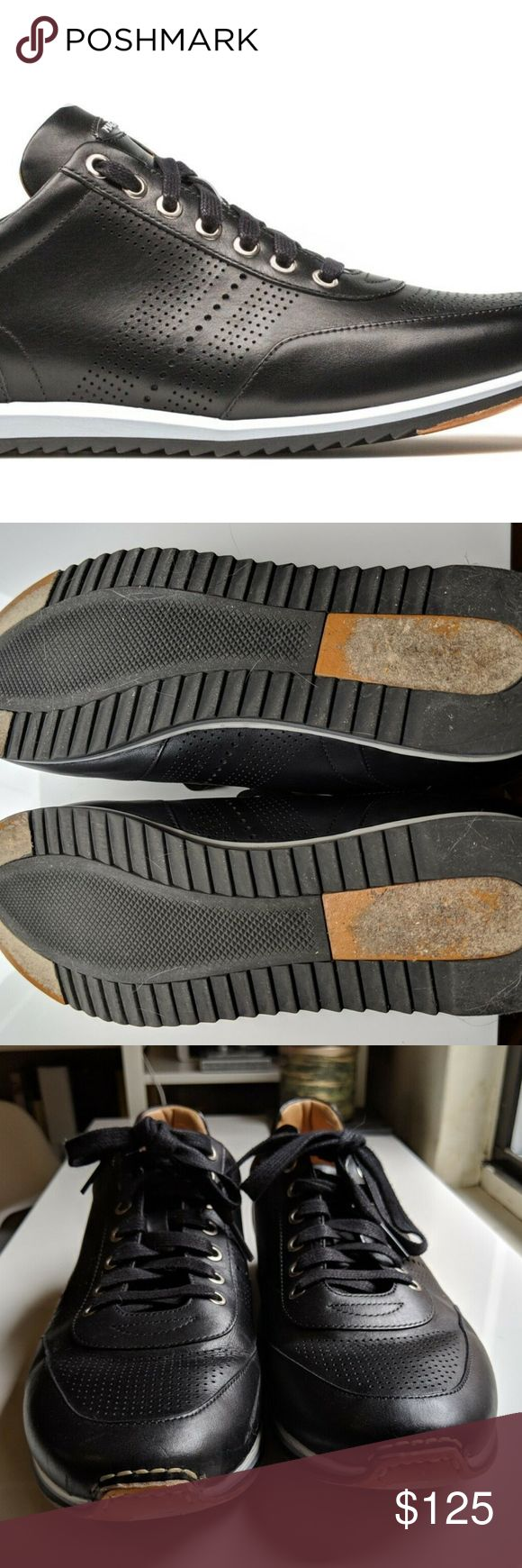 Magnanni Pueblo Sneaker shoe, men's size 12 $325 new and these have minimal ...