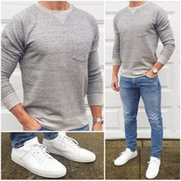 Awesome 38 Stylish Casual Mens Outfits Ideas to Wear in Fall Season. More at til...