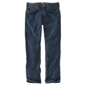 Carhartt Relaxed-Fit Holter Jeans for Men - Frontier - 50x30