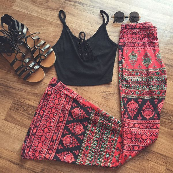 Fashion: How to Wear the Boho Chic Trend, 30+ Outfits - #Boho #ChicTrend #den #m ...