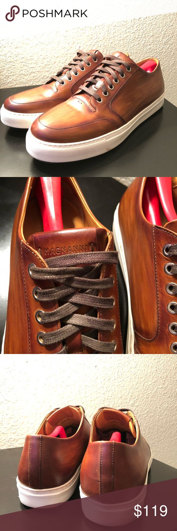 Magnanni Roberto Made in Spain. Size 12 US men. Excellent condition. Magnanni Sh...