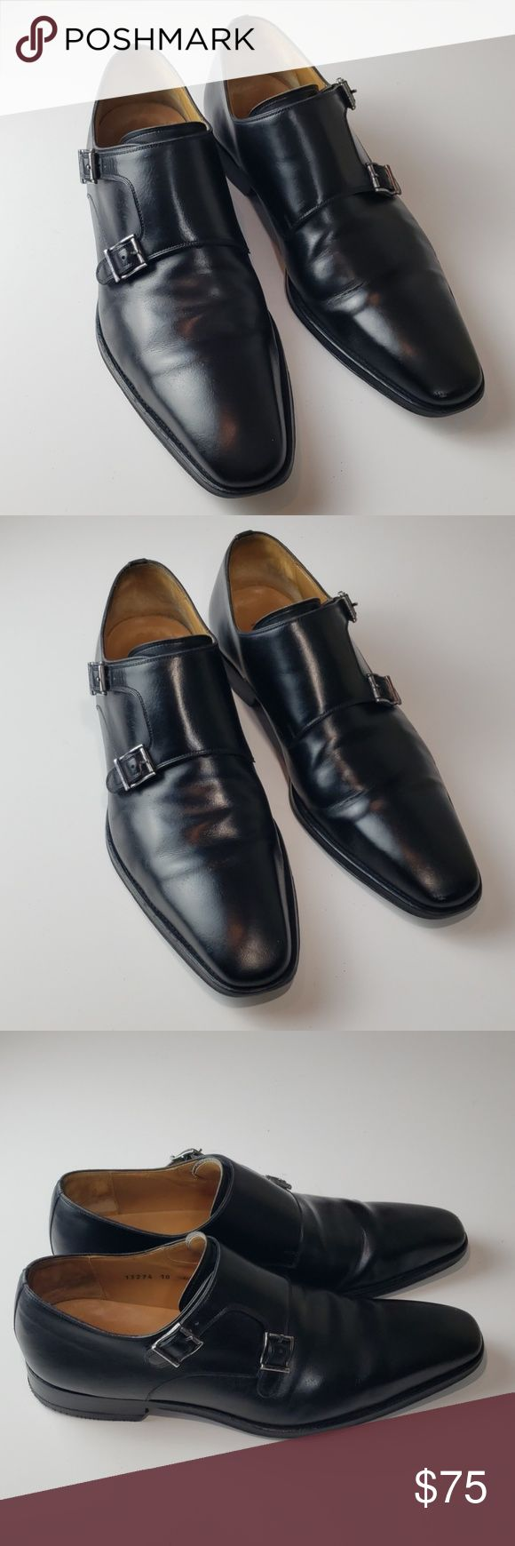 MAGNANNI DOUBLE MONK STRAP DERBY SHOES Whether you buy these from Nordstrom'...