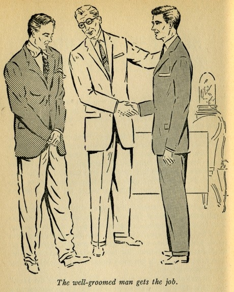 """""""The well-groomed man gets the job."""" #grooming #menswear"""