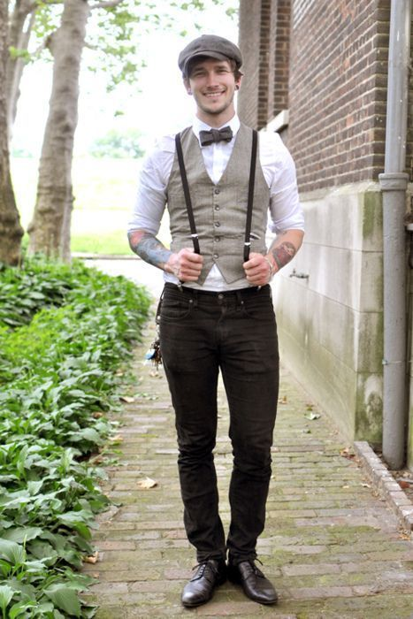 Make 20's Vintage Gangster Costume by yourself | Costume Idea for Carnival, Hallowee ...