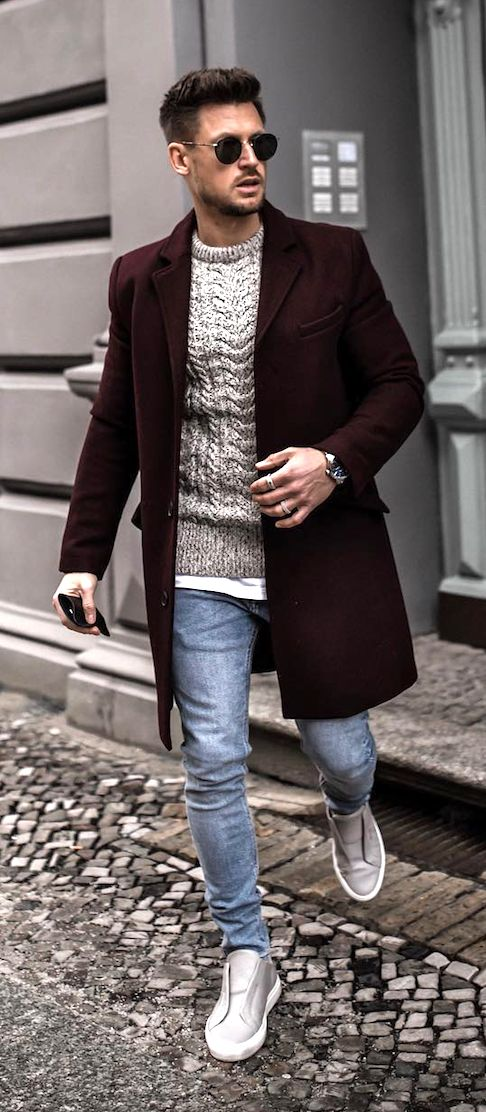 5 Fall Winter Essentials For Men Who Like Being Warm But Fashionable.  What do m...