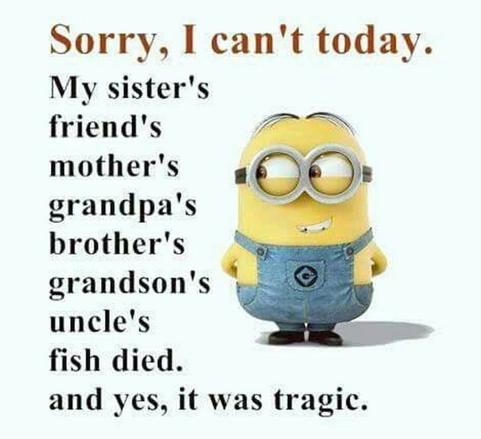 Today Top Funny Minions quotes (07:27:52 PM, Friday 02, December 2016 PST) – 2...