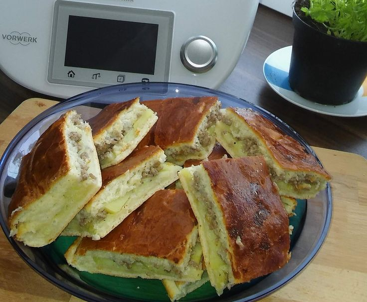 Recipe Russian pirog with potato and minced meat by naty83 - Recipe of the Ka ...