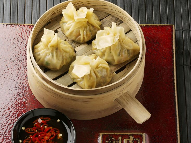 Dim Sum with minced meat filling - smarter - calories: 180 Kcal - time: 30 min. | ...