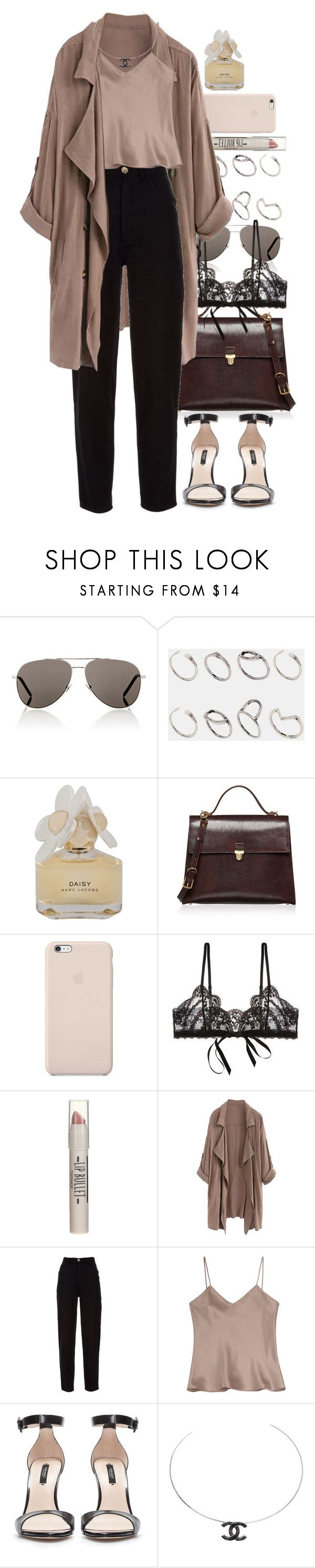 """Untitled #9414"" by nikka-phillips ❤ liked on Polyvore featuring Yves Saint La..."