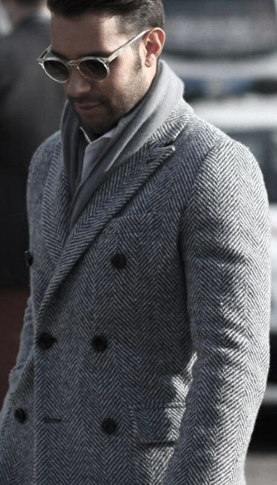 60 winter outfits for men - cold weather male styles #cold #mene ...