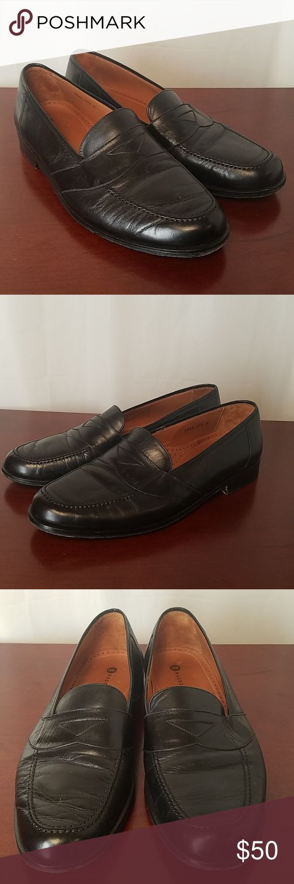 Magnanni mens 11.5m Penny loafers. Magnanni mens 11-1/2m Penny loafers. Made in ...