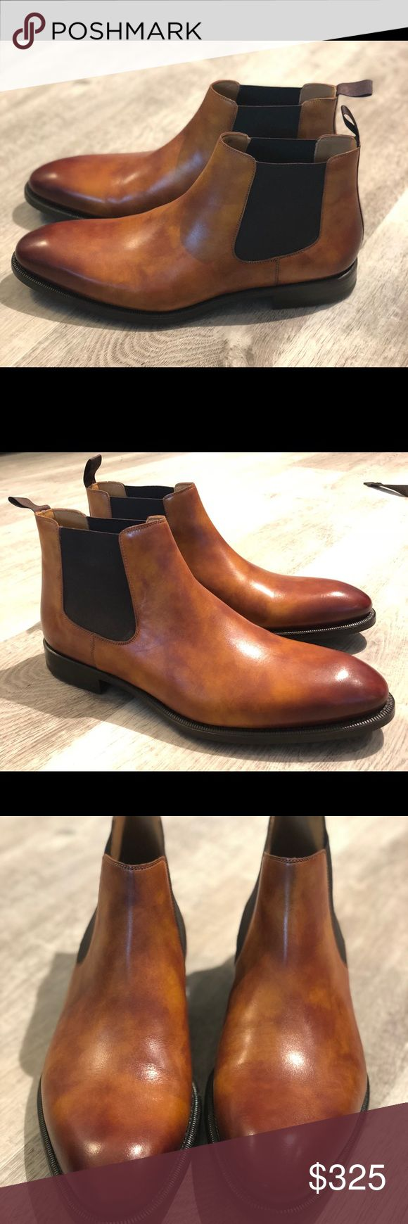 Magnani Chelsea Boots Brand new beautiful Magnani shoes. High quality Italian sh...