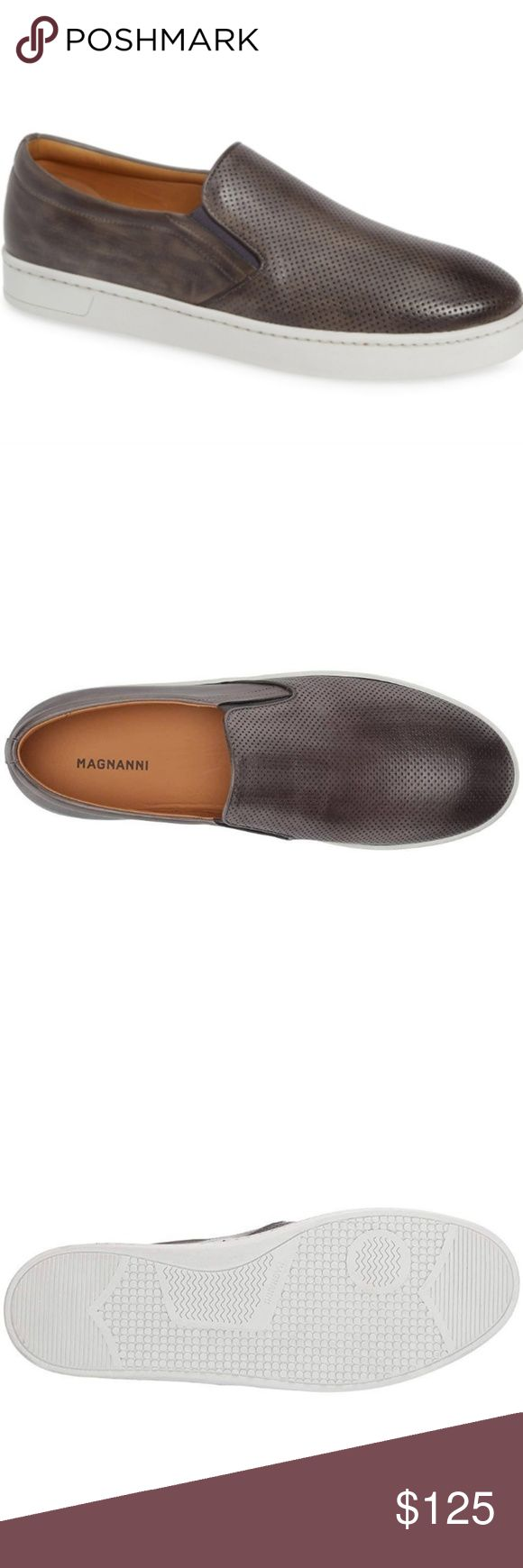 Magnanni Only worn once! Magnanni Shoes Loafers & Slip-Ons