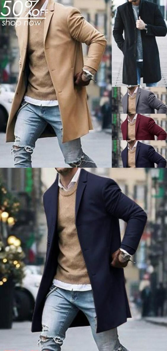 50 Simple and Comfortable Outfit to be Worn for Men