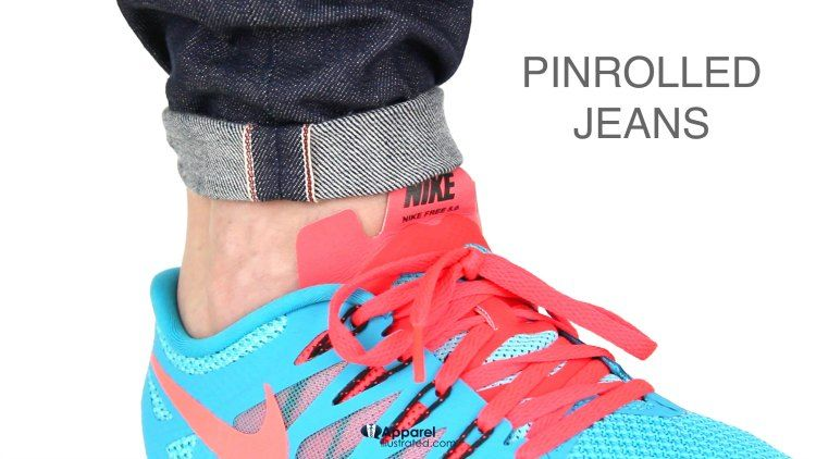 How to Pinroll Jeans: Pinroll in 8 Simple Steps [VIDEO + PDF]