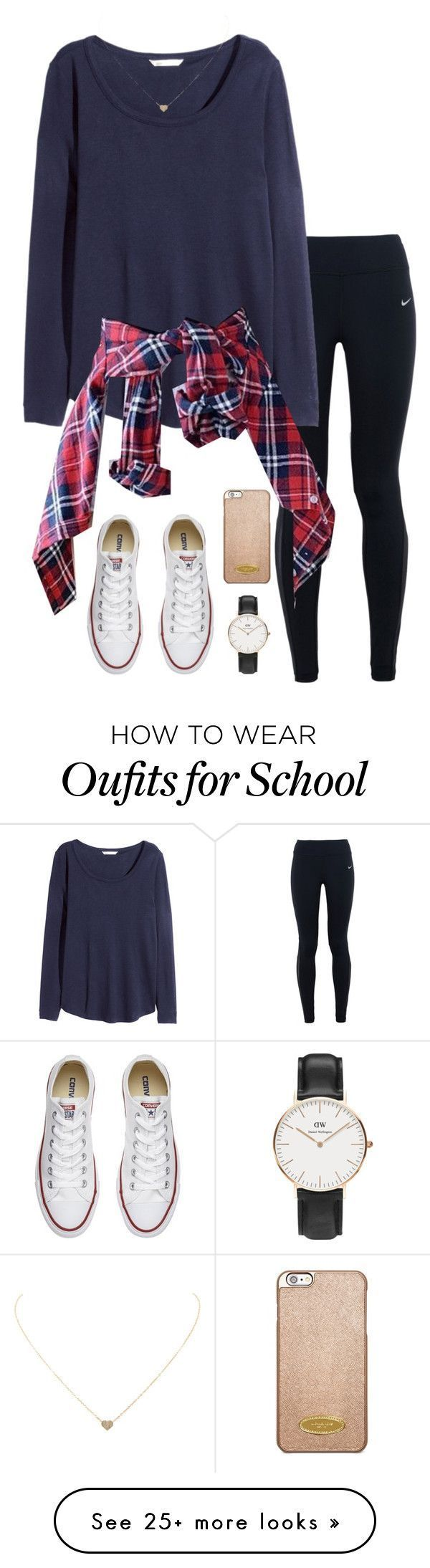 """I could not wear the leggings, but maybe black jeans - """"School t ..."""