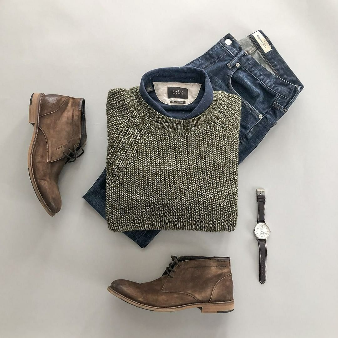 Simple, Stylish and Fashionable Outfit Ideas For Men That Every Men Would Love #mensfashion