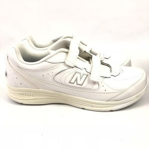 New Balance Mens White Sneakers 577 Size 13 #shoes #fashion #clothing #accessori...