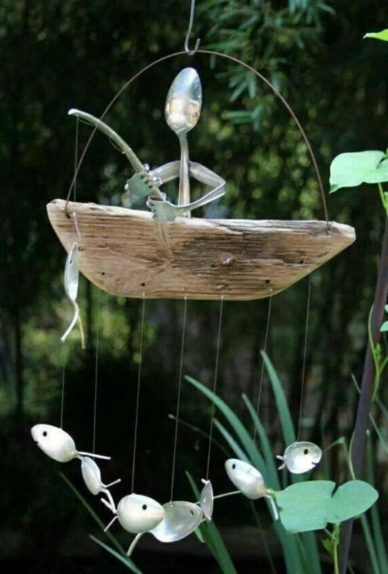 upcycling ideas for imitation fancy garden decoration make yourself cool garden
