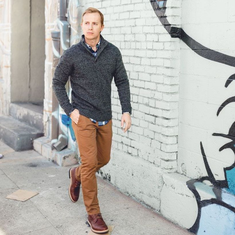 31 Business Casual Men Outfits you Can Wear Everyday During Winter