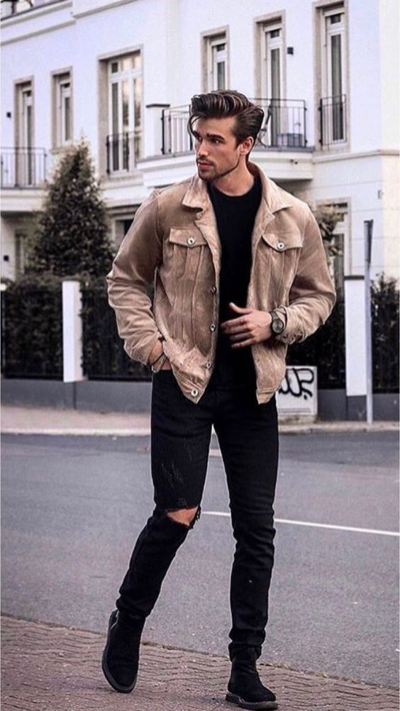 HOW TO USE MALE BOOT WITH STYLE on a daily basis? Male Fashion Tips Guide: Blog ...